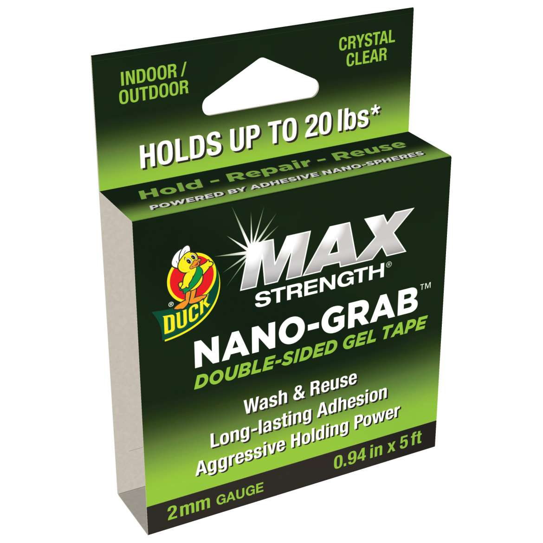 Duck Max Strength® Nano Grab™ gel tape