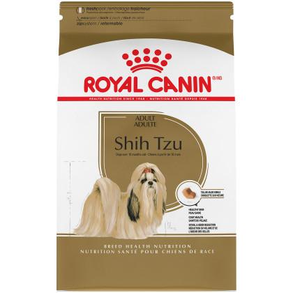 Royal Canin Breed Health Nutrition Shih Tzu Adult Dry Dog Food
