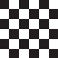 Swatch for Printed Duck Tape® Brand Duct Tape - Checker, 1.88 in. x 10 yd.