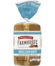 Pepperidge Farm® Farmhouse™ Whole Grain White Bread, crusts removed