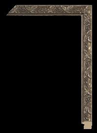 Allegra Antique Silver 7/8