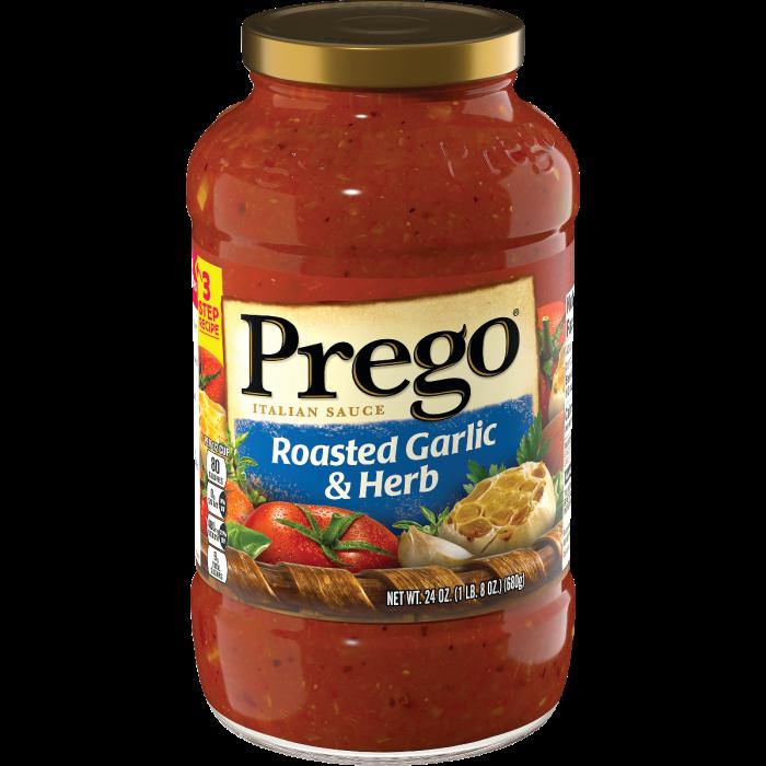Roasted Garlic & Herb Italian Sauce