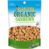 Planters Organic Cashews 18 oz Bag
