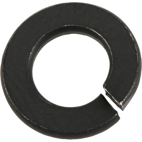Black Coated Split Lock Washer (1/4