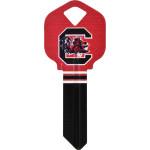NCAA University of South Carolina Key Blank