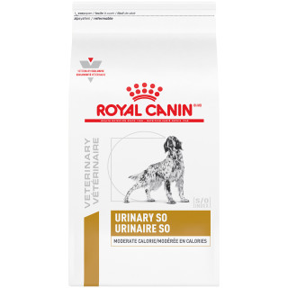 Canine Urinary SO™ Moderate Calorie Dry Dog Food
