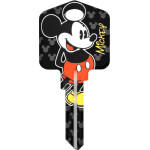 Disney Mickey Mouse Key Blank
