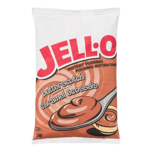 JELL-O Instant Pudding Butterscotch 1kg 2