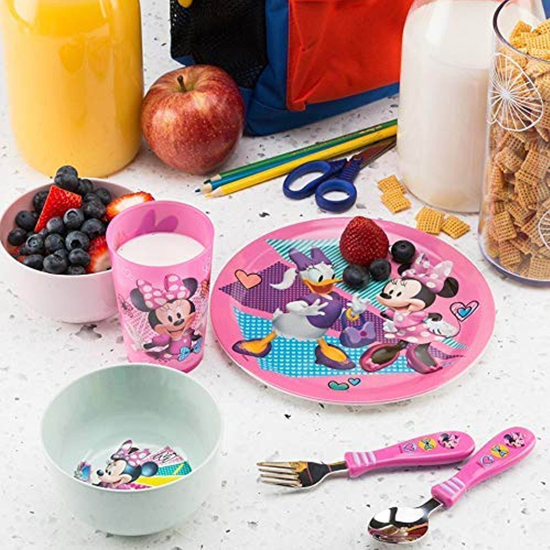 Disney Dinnerware Set, Minnie Mouse, 5-piece set slideshow image 11