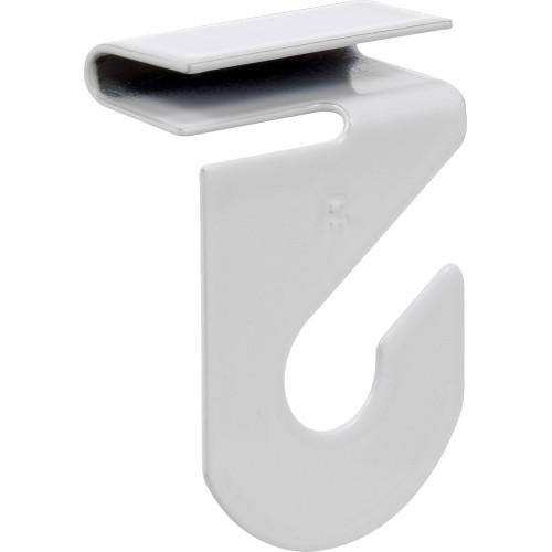 Hillman Ceiling Track Hanger White
