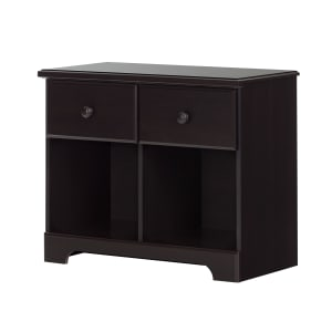 Summer Breeze - 2-Drawer Double Nightstand