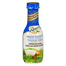 Renees Peppercorn Ranch Dressing, 350mL