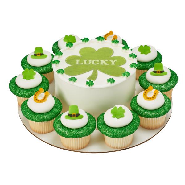 Lucky Felt PhotoCake® Edible Image®