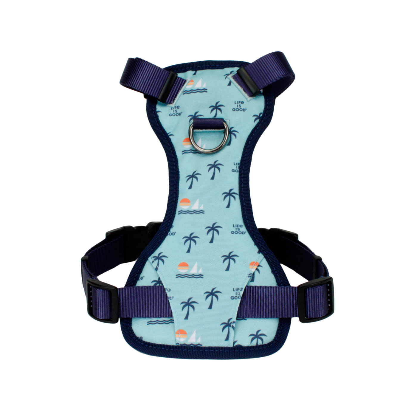 Life is Good® Canvas Overlay Dog Harness
