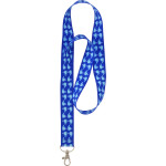 Whales Ahoy Neck Lanyards