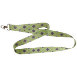 Green Moroccan Neck Lanyard