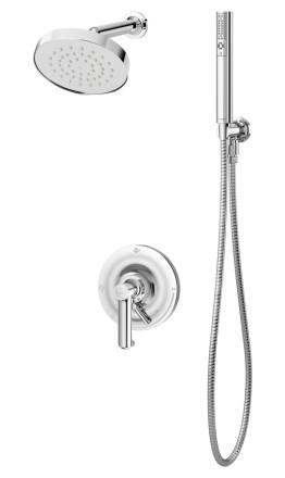 Museo Shower/Hand Shower Trim