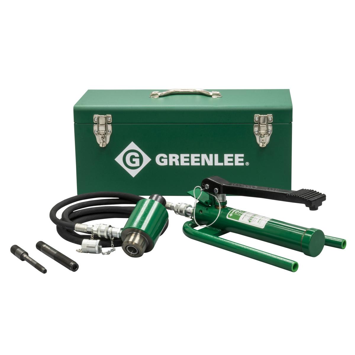 Greenlee 7625 Driver-Punch Hyd Ko (7625)