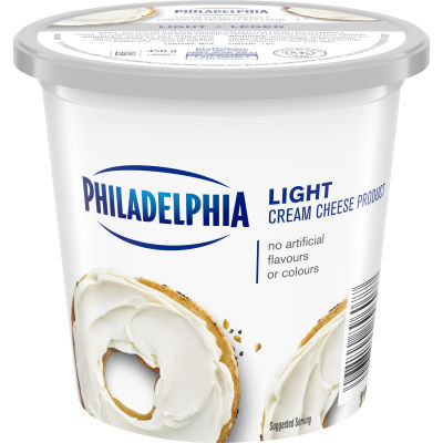 Philadelphia Light Cream Cheese