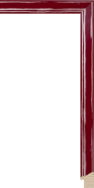 Patent Slant Oxblood 7/8