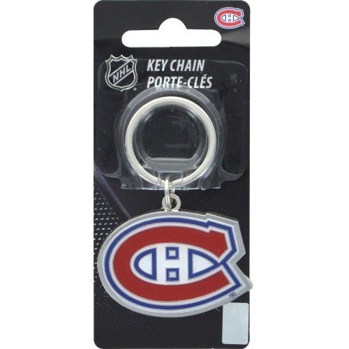 NHL Montreal Canadiens Key Chain
