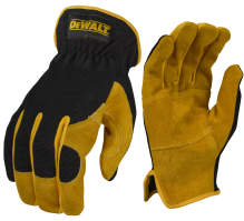 DEWALT DPG216 Leather Performance Hybrid Glove