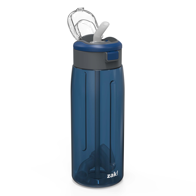 Genesis 32 ounce Water Bottles, Indigo slideshow image 2