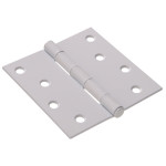 Hardware Essentials White Removable Pin Residential Door Hinges