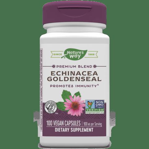 Echinacea-Goldenseal