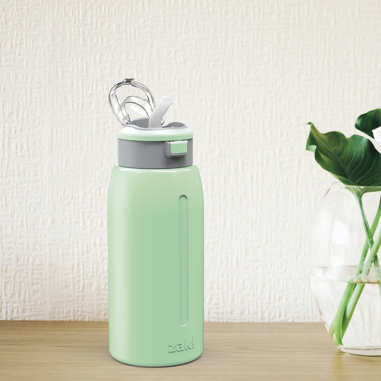 Genesis 32 ounce Stainless Steel Water Bottles, Neo Mint slideshow image 3