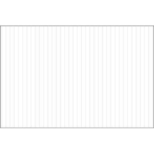 Corrugated Plastic Blank White Sign (24