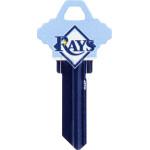 MLB Tampa Bay Rays Key Blank
