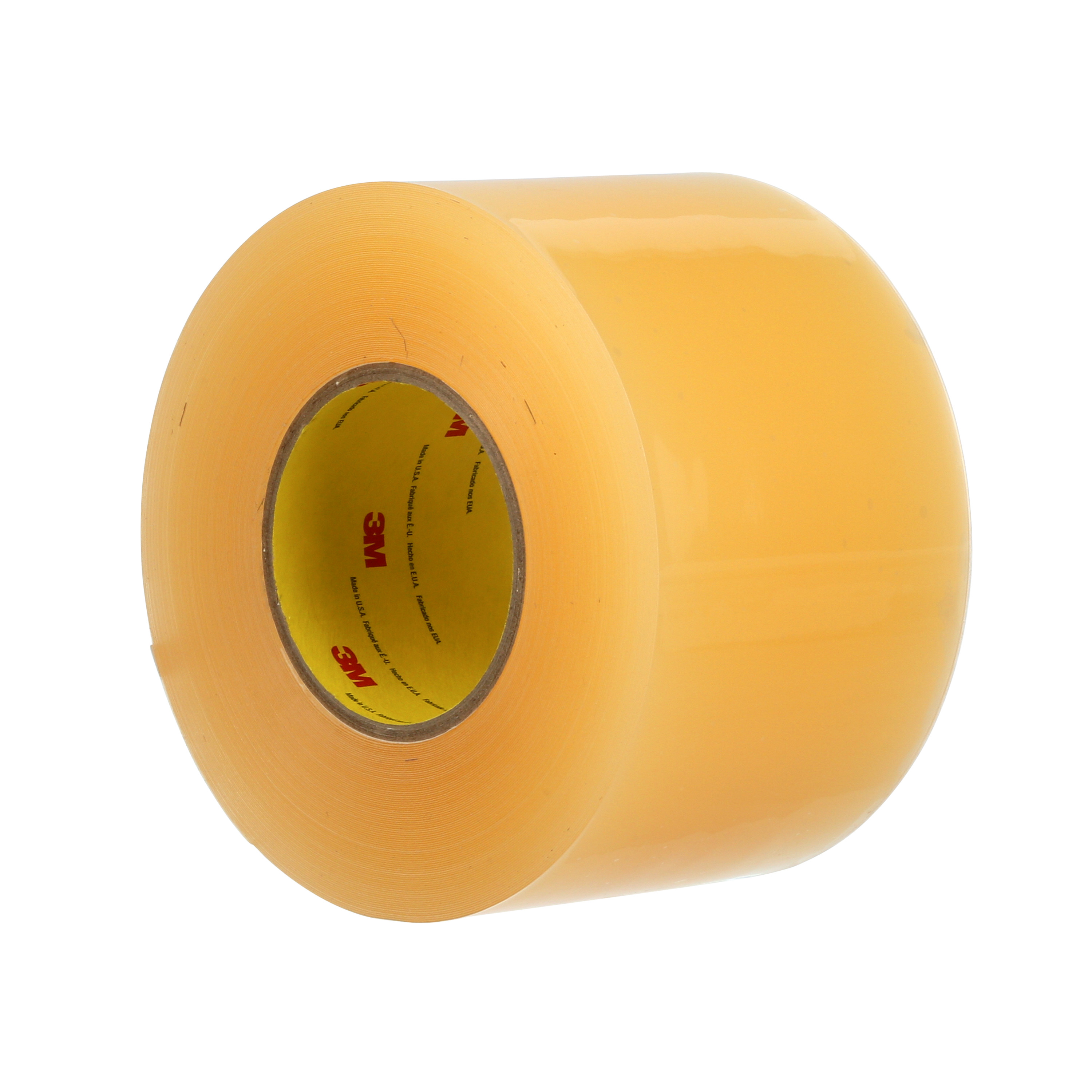 3M™ Polyurethane Protective Tape 8561, Transparent, 4 in x 3 yd, 1 Roll/Case, Sample