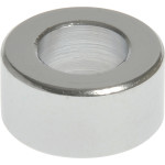 "Chrome Steel Spacer (1/4"" x 1/4"")"