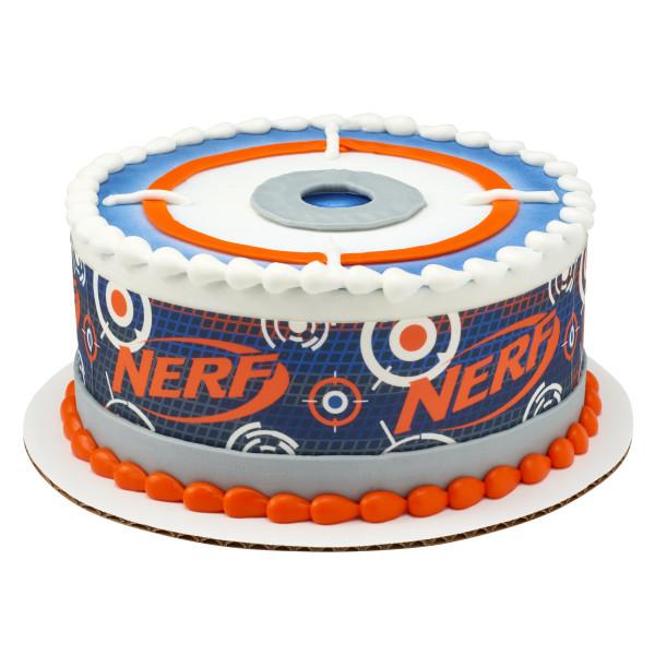 Nerf™ Bring the Noise PhotoCake® Edible Image® Strips