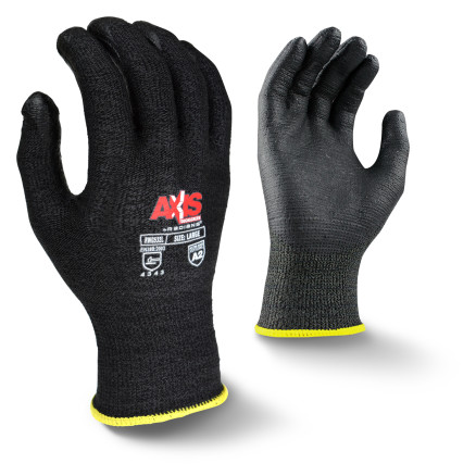 Radians RWG532 AXIS™ Cut Protection Level A2 Touchscreen Work Glove