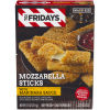T.G.I. Friday's Mozzarella Sticks with Marinara Sauce 11 oz Box