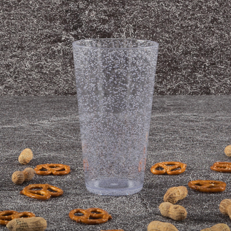 Spritz 23 ounce Highball Glass, Clear, 6-piece set