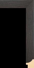 Linear Medium Woodtone 1 3/8