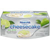 Philadelphia Key Lime Cheesecake Refrigerated Snacks 2 count Sleeve