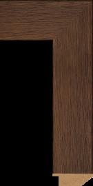 Arqadia Choice Dark Woodtone 2 1/8