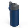 Genesis 18 ounce Vacuum Insulated Stainless Steel Tumbler, Indigo slideshow image 7