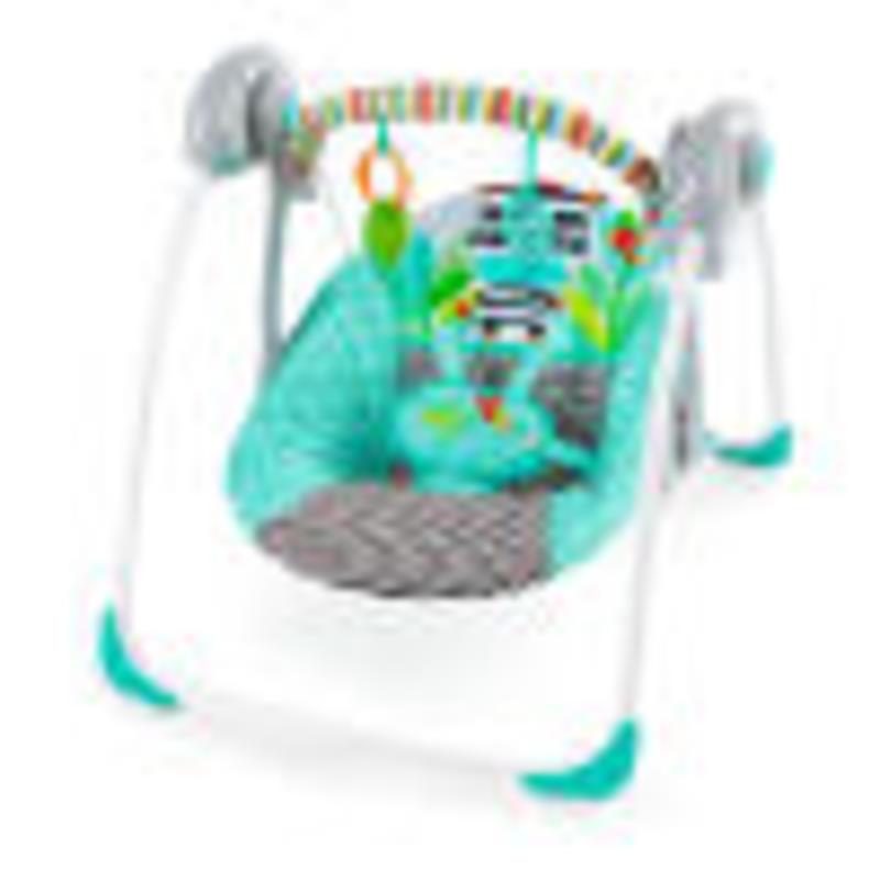 Zig Zag Zebra™ Portable Swing