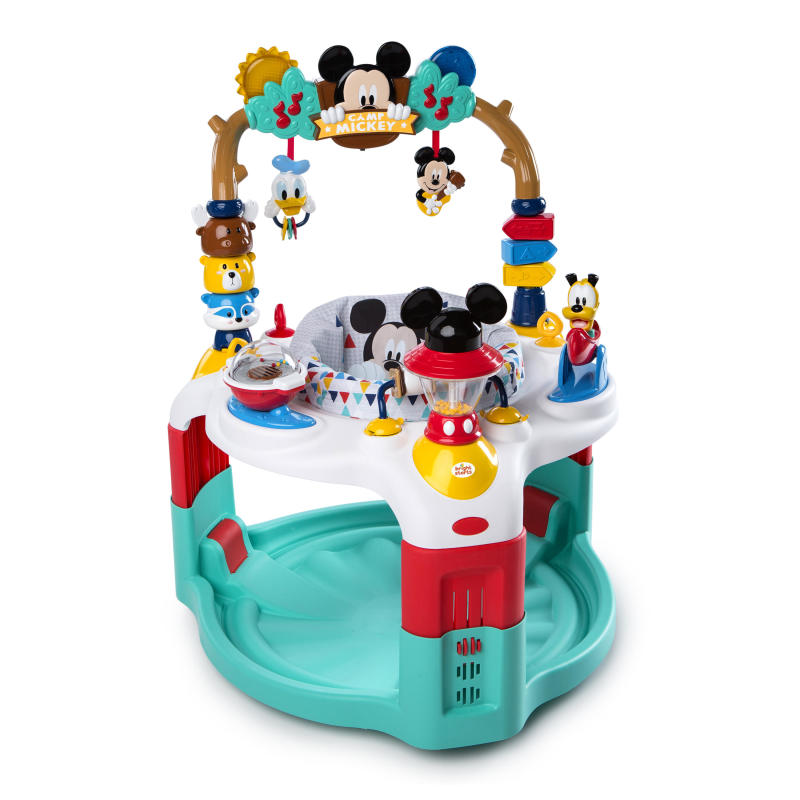 MICKEY MOUSE Camping with Friends Activity Saucer™