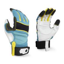 Bellingham Ladies Leather Palm Work Gloves