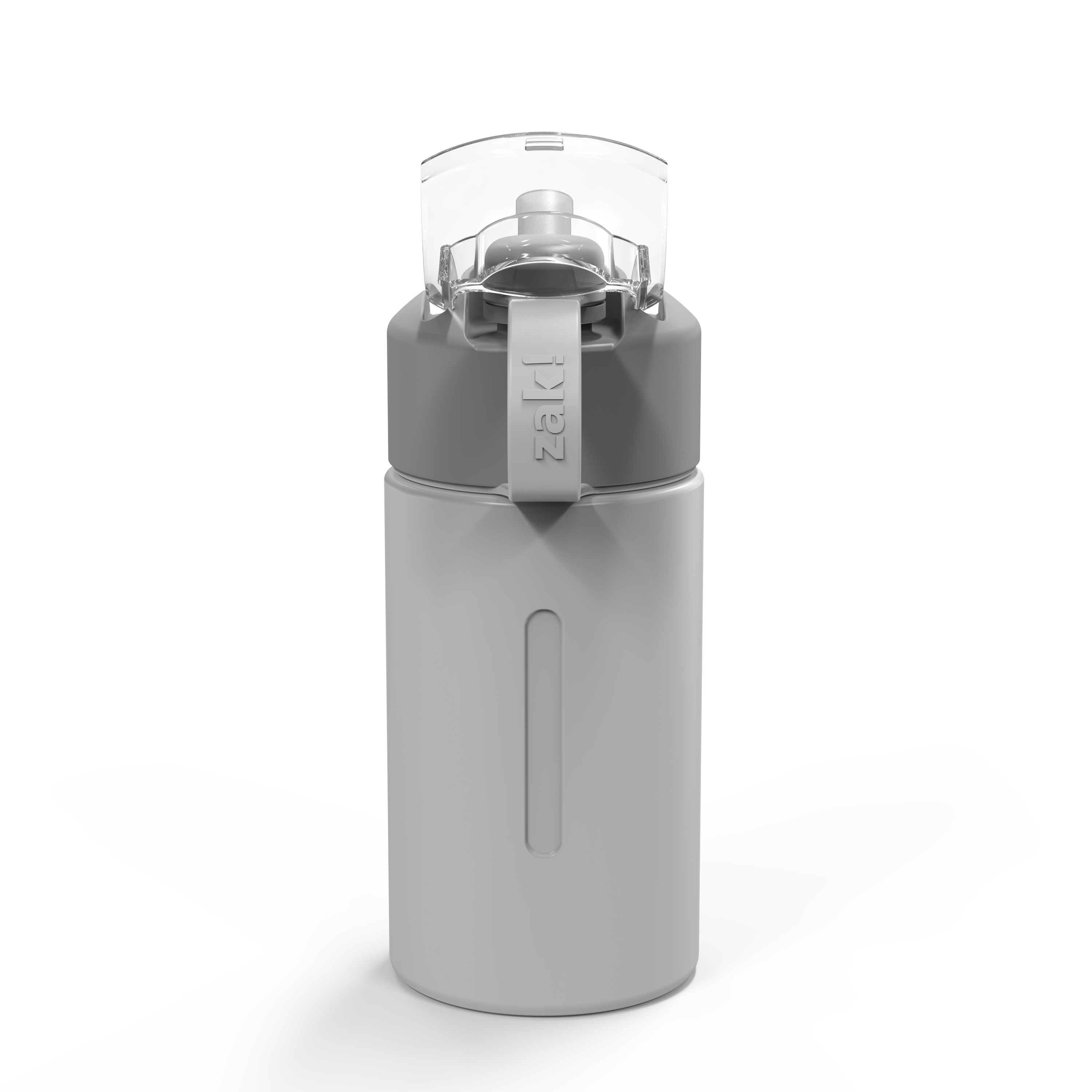 Genesis 12 ounce Vacuum Insulated Stainless Steel Tumbler, Gray slideshow image 6