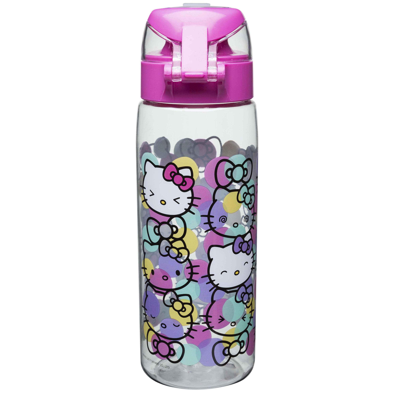 Sanrio 25 ounce Water Bottle, Hello Kitty slideshow image 4