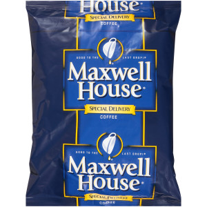 MAXWELL HOUSE Regular Roast Special Delivery, 1.4 oz. Packet (Pack of 112) image