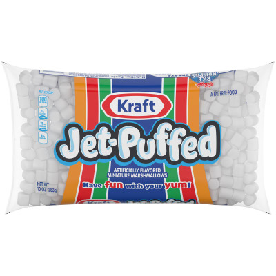 Jet-Puffed Miniature Marshmallows 10 oz Bag