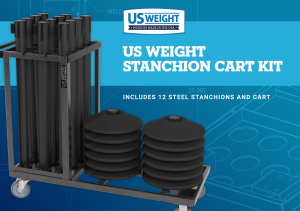 Statesman Cart Bundle - Black Steel 2